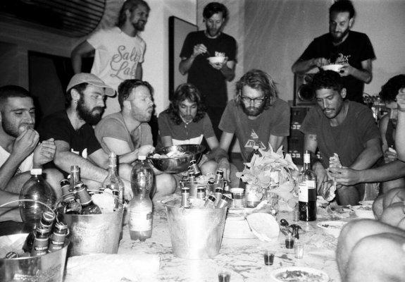 ארוחת צוות הקמות
