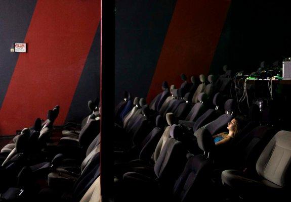 יצירת אומנות בקולנוע